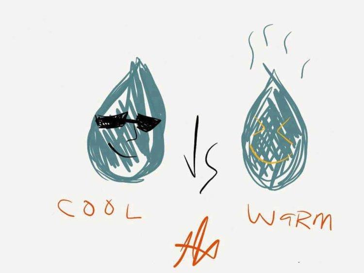 چرا آب گرم زودتر از آب سرد یخ می زند؟