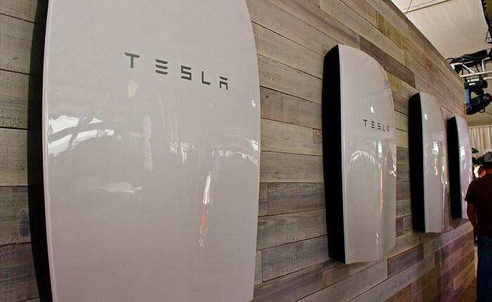 Tesla Powerwall Gigafactory Event