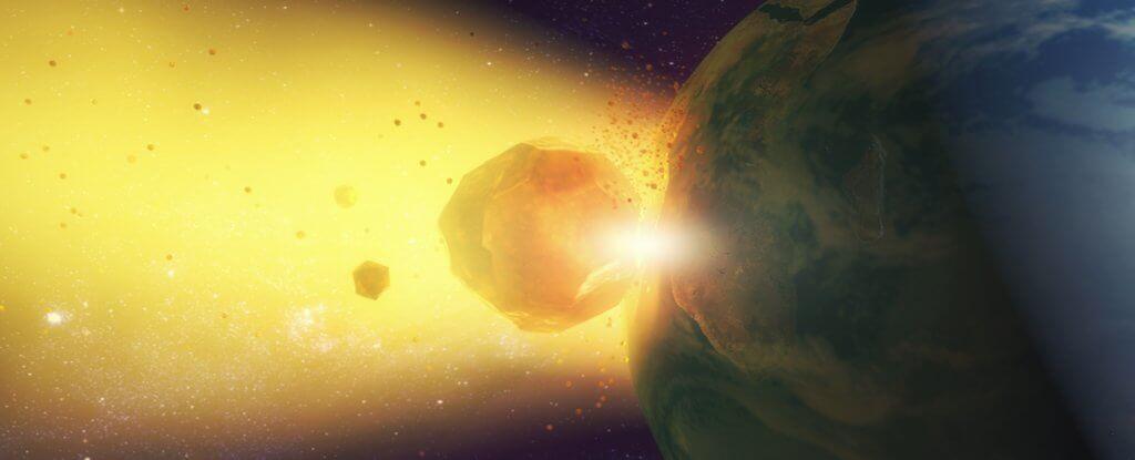سیارک منقرض کننده دایناسورها، فاجعه ای جهانی بسیار بدتر ازآنچه تصور میشد به بار آورده