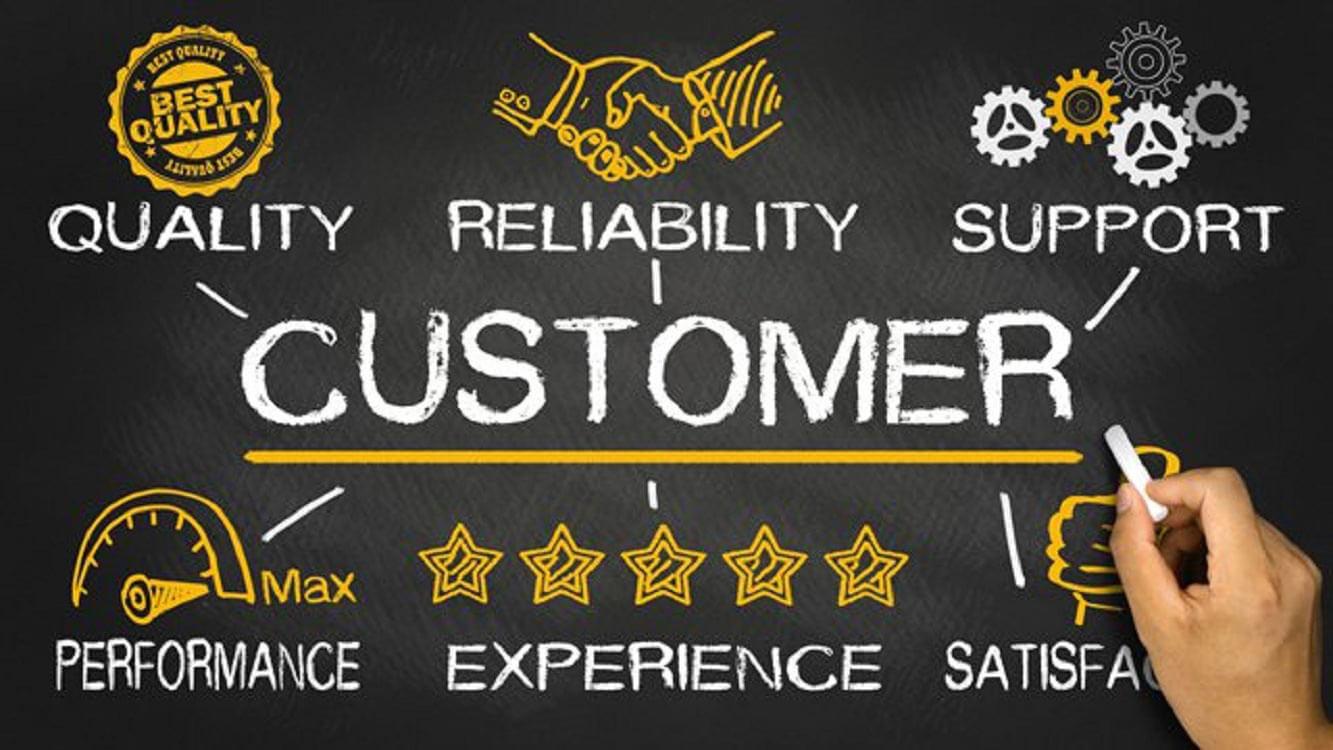 follow your customer