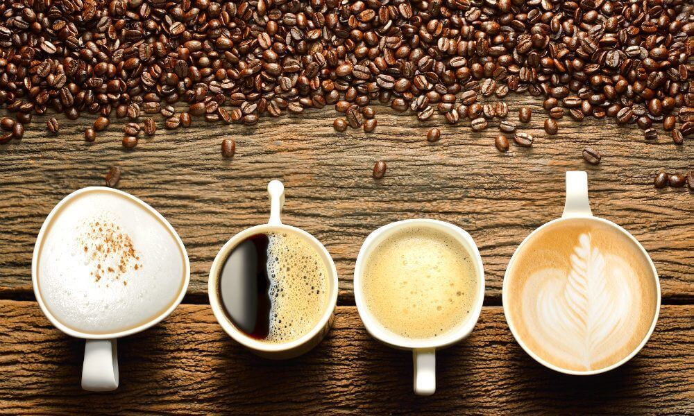 caffeine coffee and testosterone levels