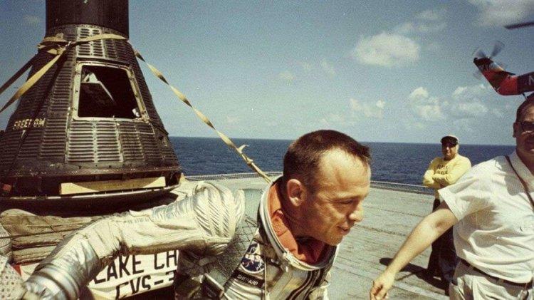5 چیزی که در مورد نخستین فضانورد آمریکایی «آلن شپارد» نمیدانستید