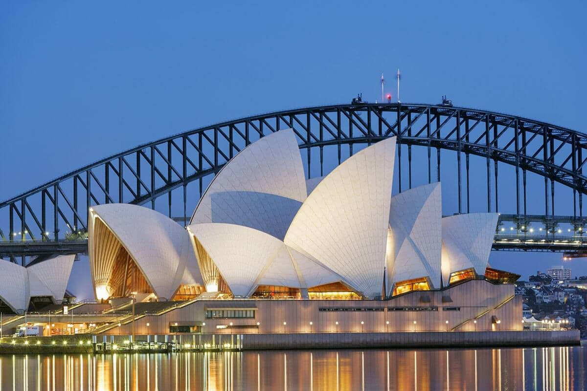 1 Sydney Opera House