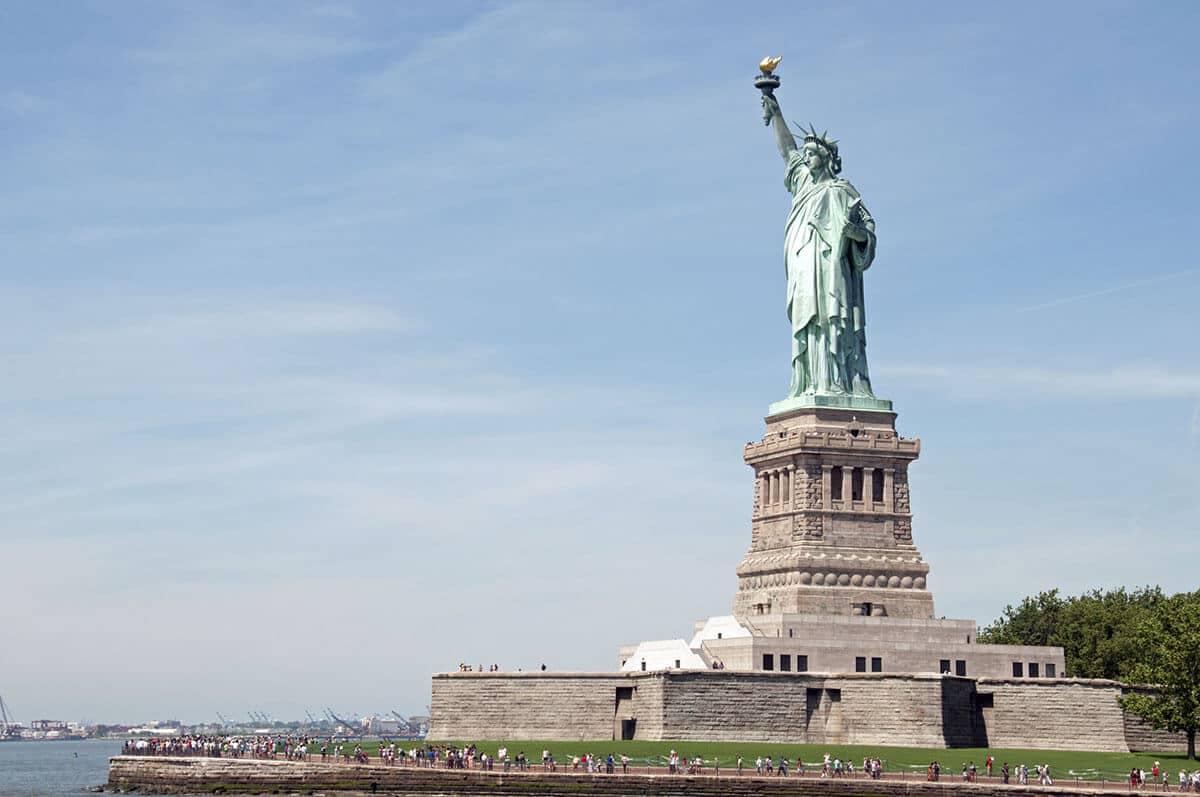 3 Statue of Liberty