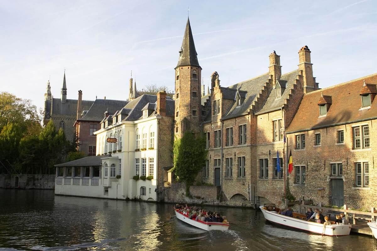 8 Bruges Historic Centre