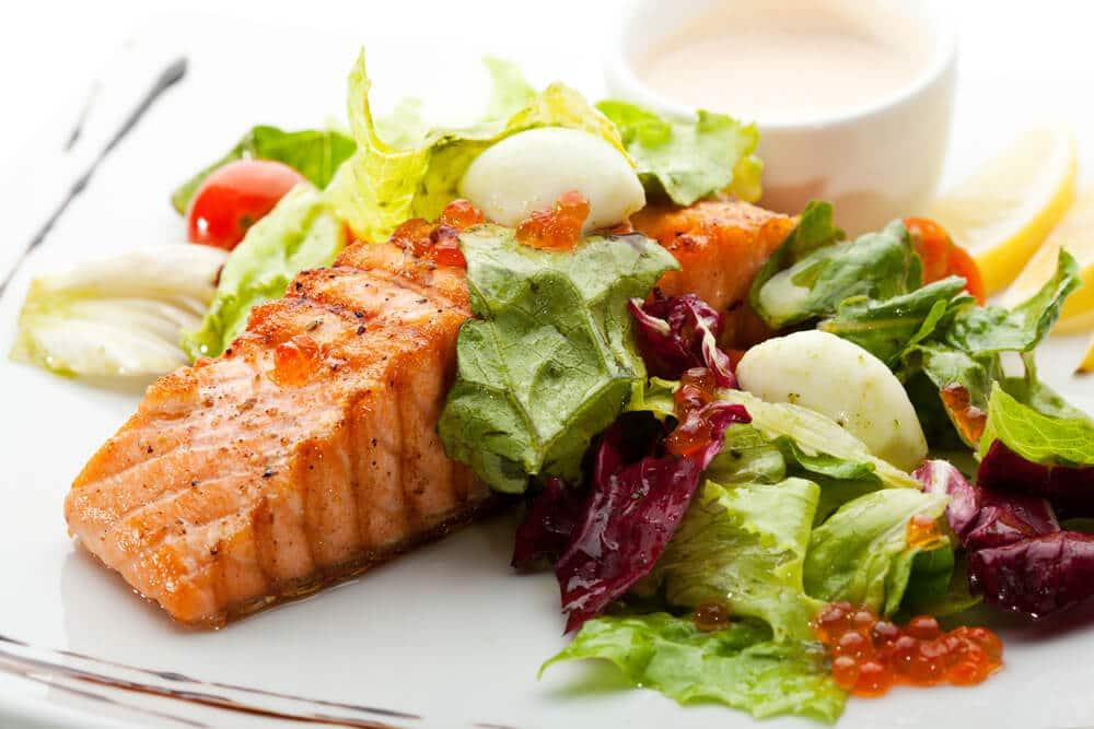 خوردن ماهی برای شما ضرری ندارد.