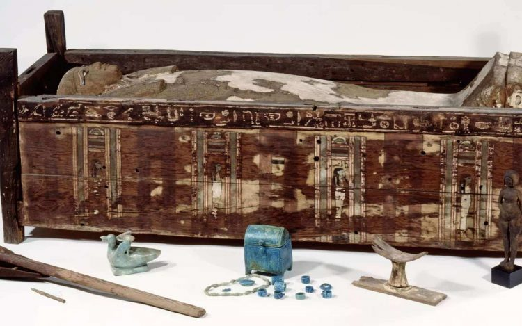 منشا شگفت انگیز ژنتیکی مردم مصر با بررسی DNA مومیایی های باستانی