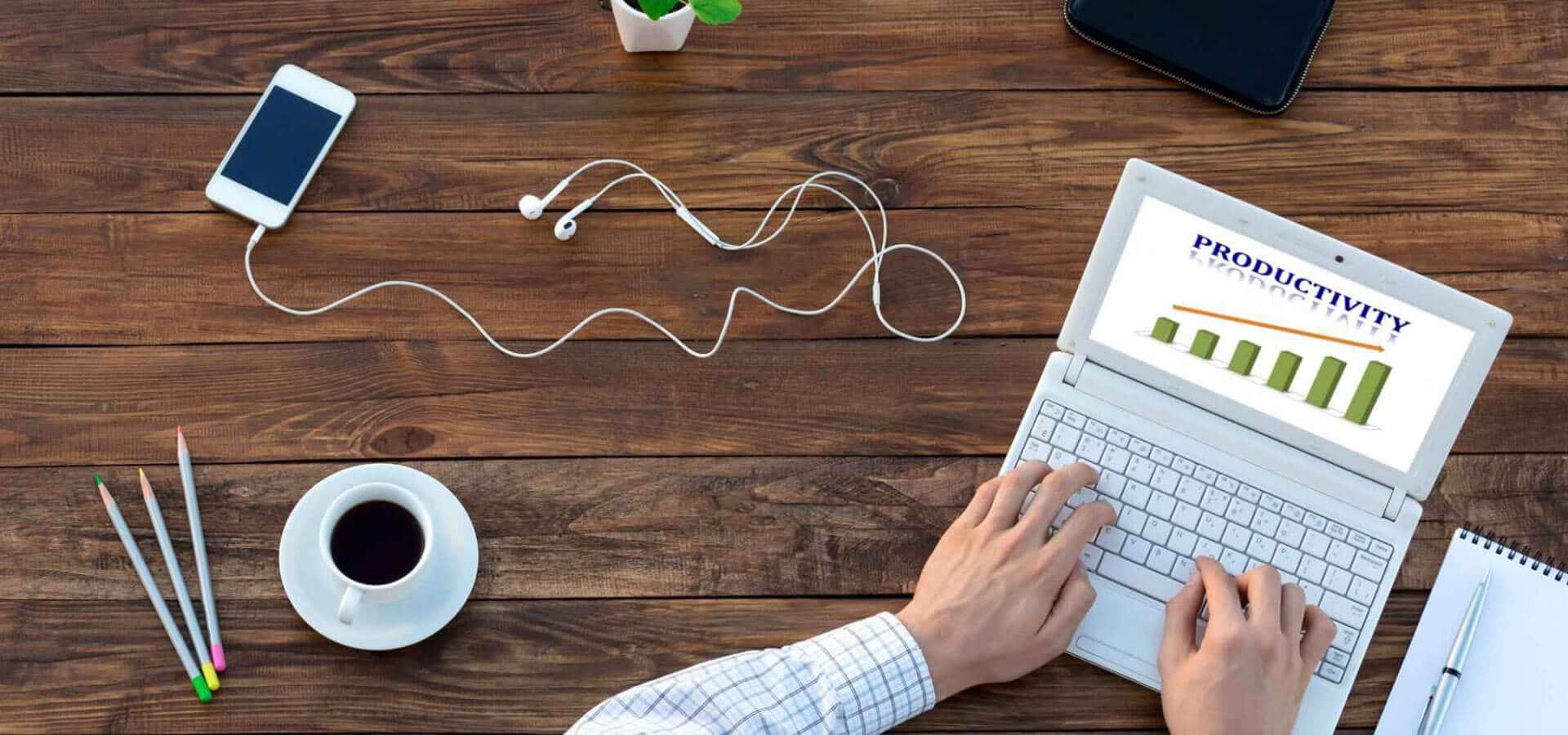 10 راهکار برای افزایش بهره وری کاری