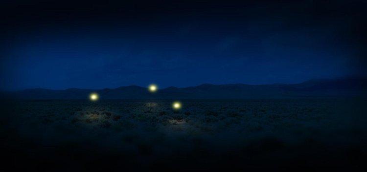 نورهای شبه مانند چیستند؟