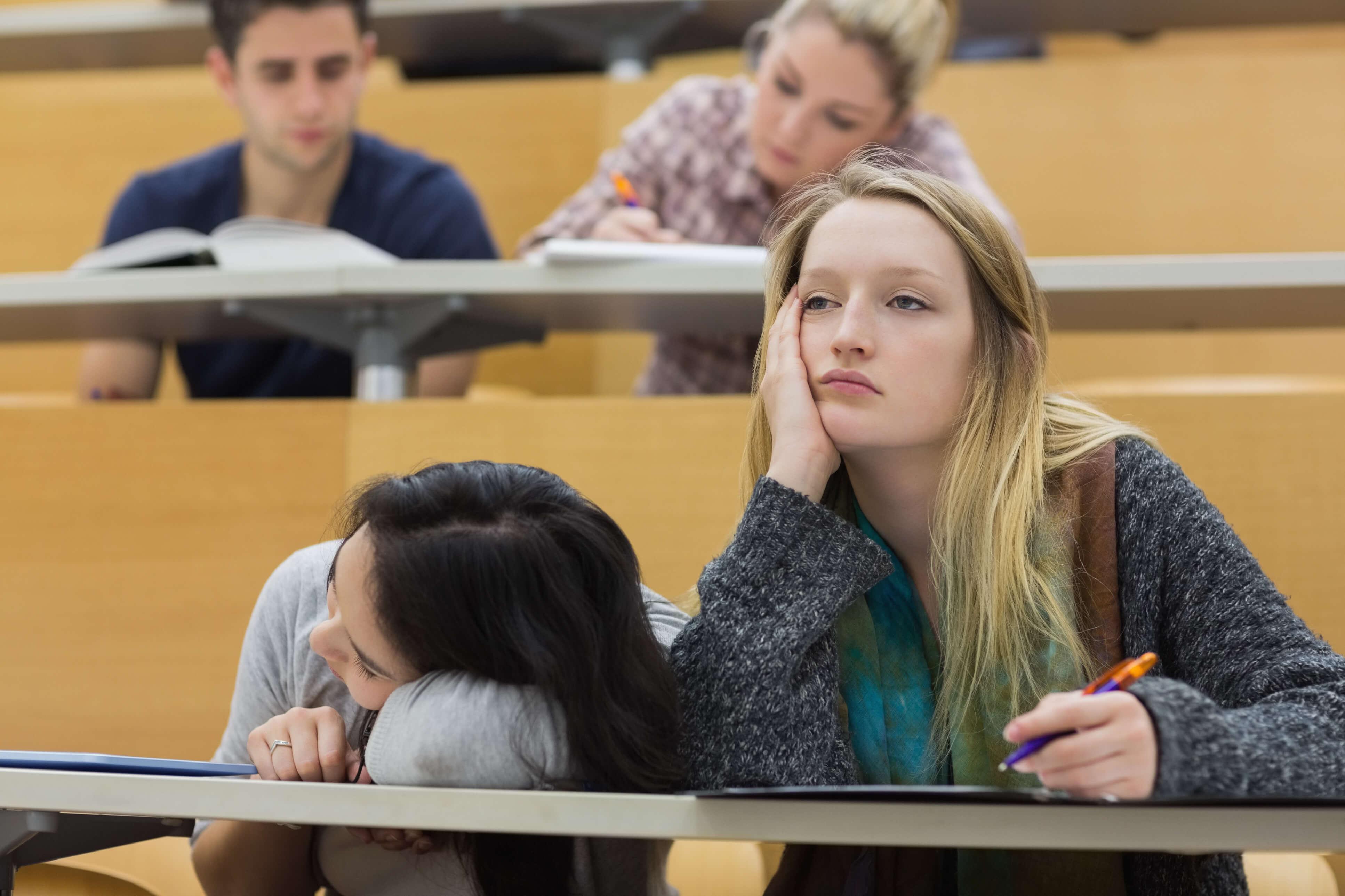 LS Making class less boring