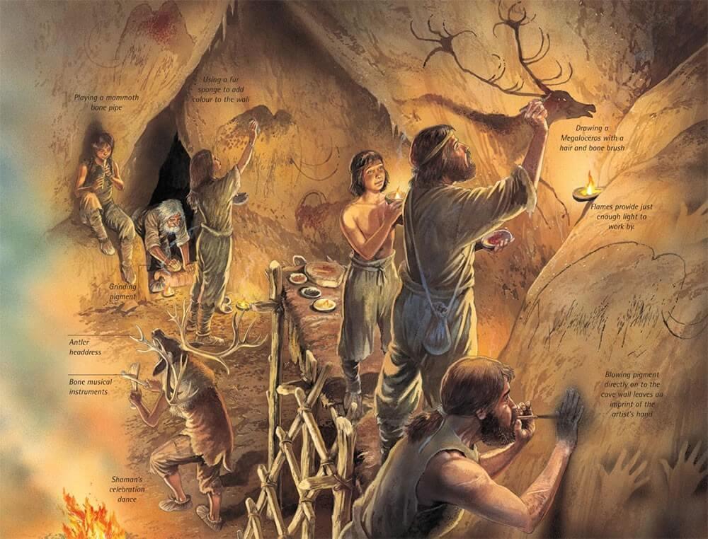 DNA انسان های غارنشین سبک زندگی انسان های مدرن را تغییر می دهد.