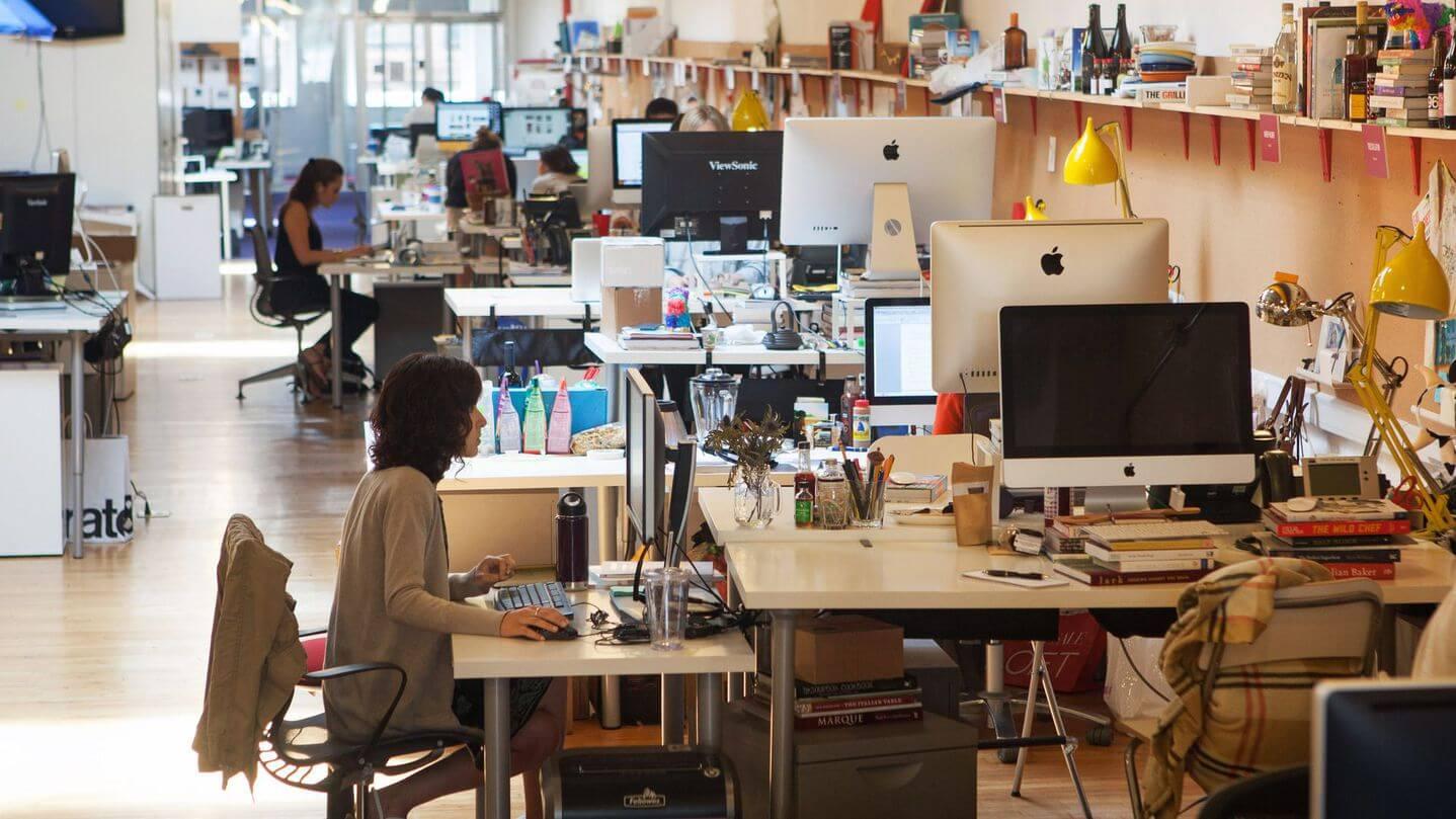 روکیدا | 5 مزیتی که فضای کاری مشترک برای استارتاپ شما دارد | توسعه کسب و کار, زندگی و استارتاپ, مدل کسب و کار, مدیریت استارتاپ, مدیریت کسب و کار, کارآفرینی