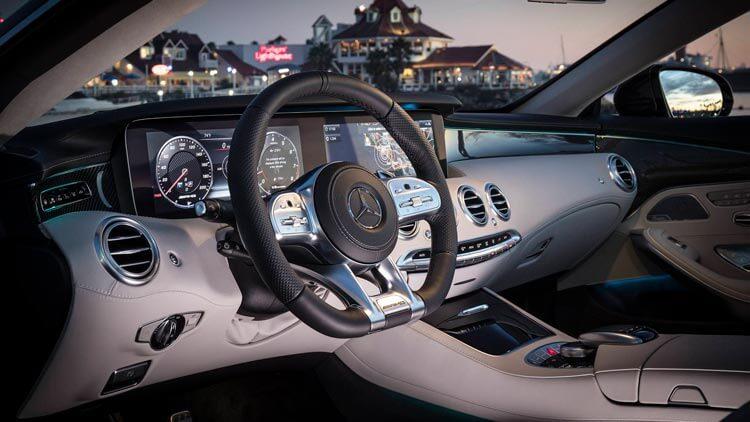مرسدس بنز S63 AMG