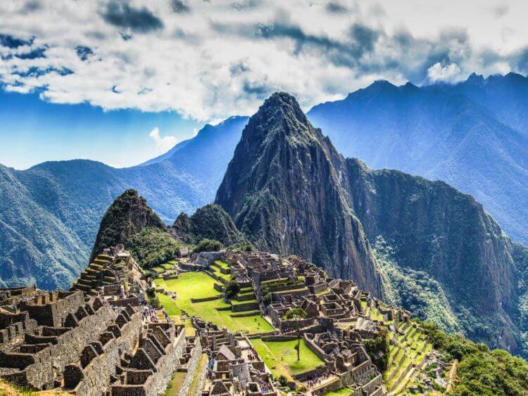 Machu Picchu ماچوپیچو