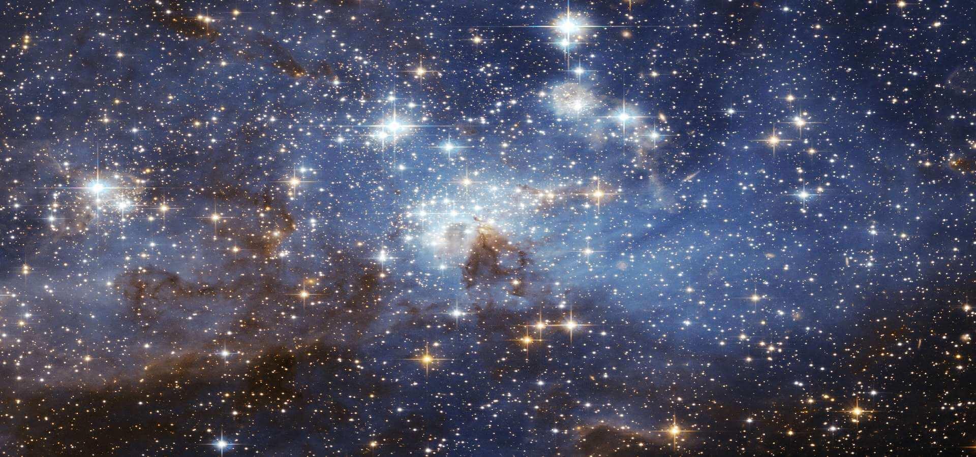 دلیل چشمک زدن ستاره ها چیست؟