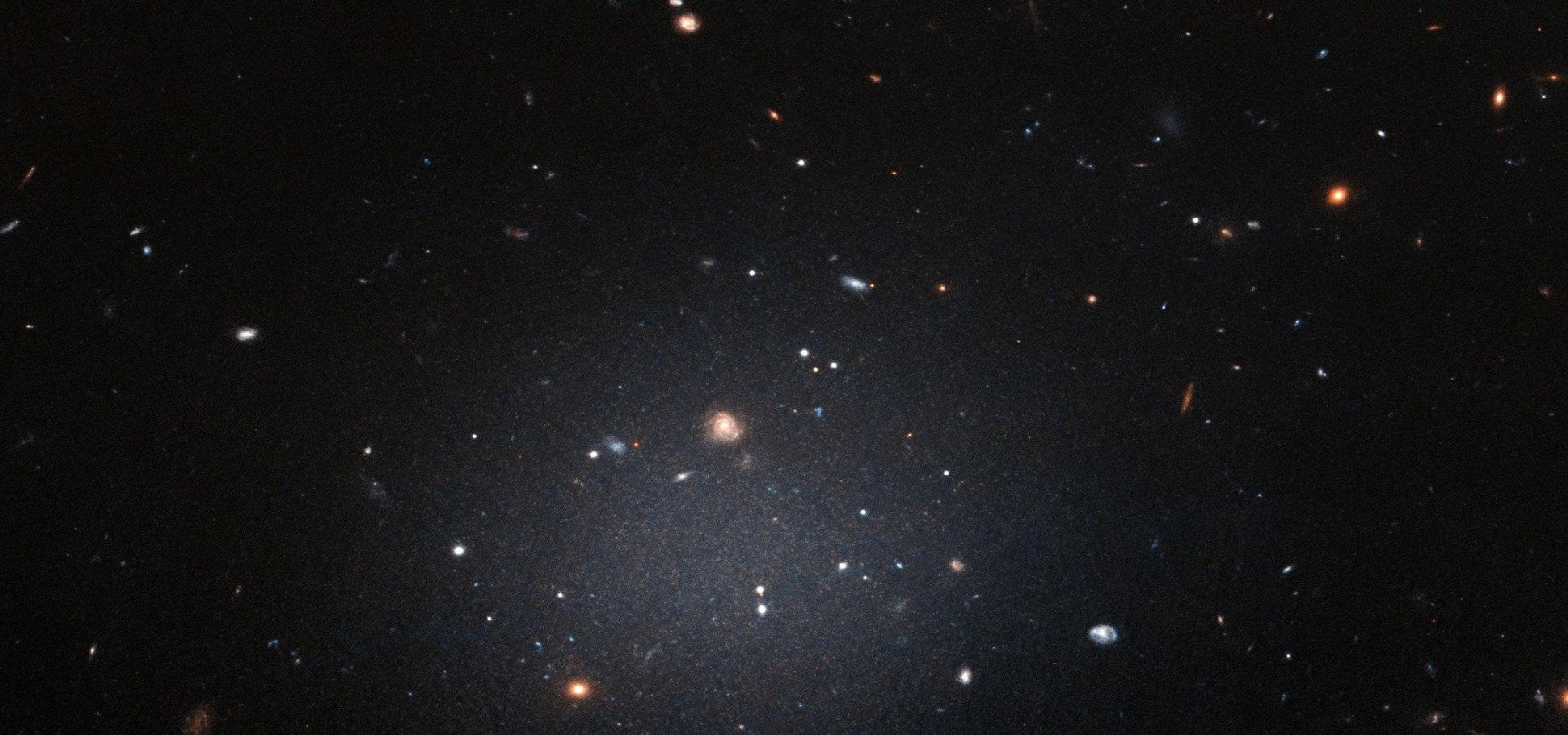 ماده تاریک در کهکشان ها - جهان تاریک