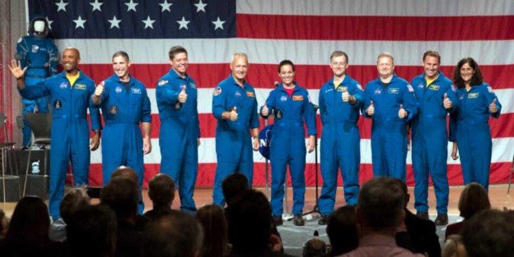 NASA-CREW