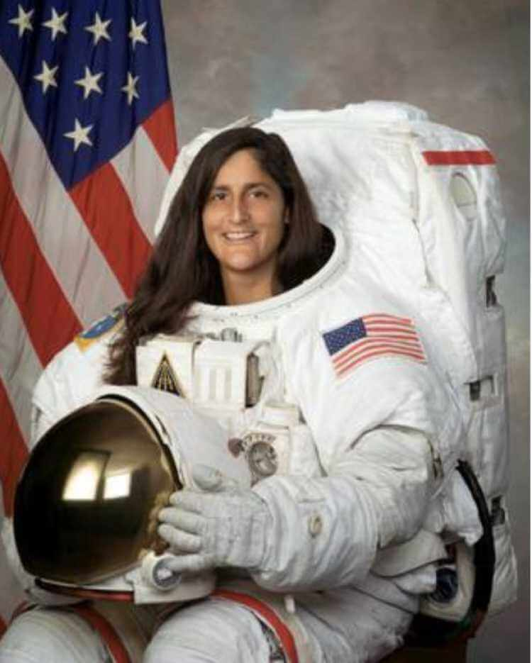 Sunita-Williams