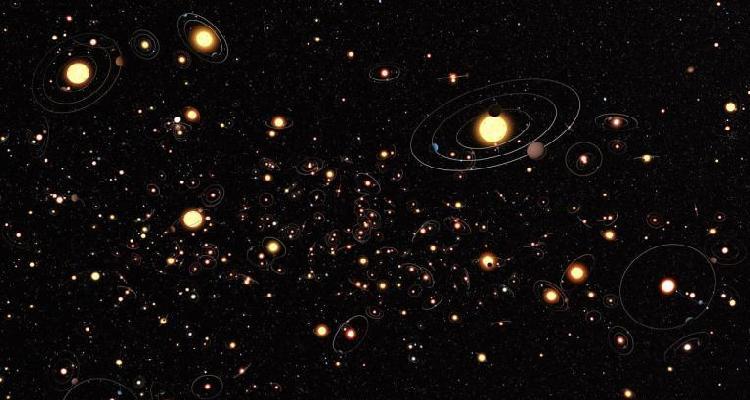 ماهواره تس به دنبال کشف سیارات فراخورشیدی