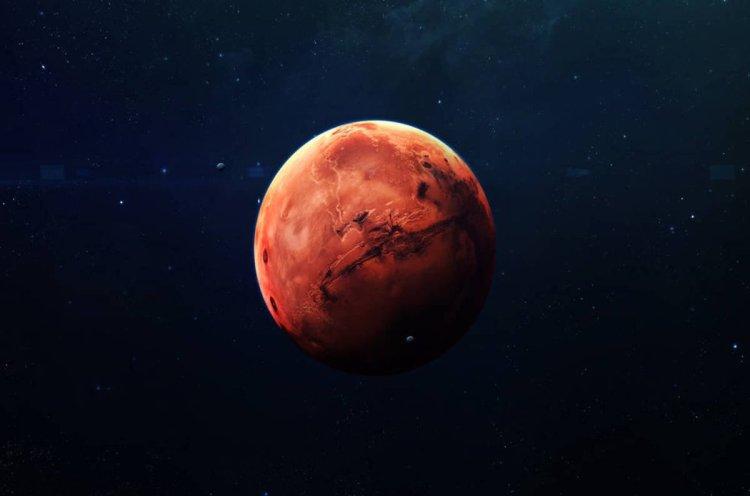 بهمن در مریخ