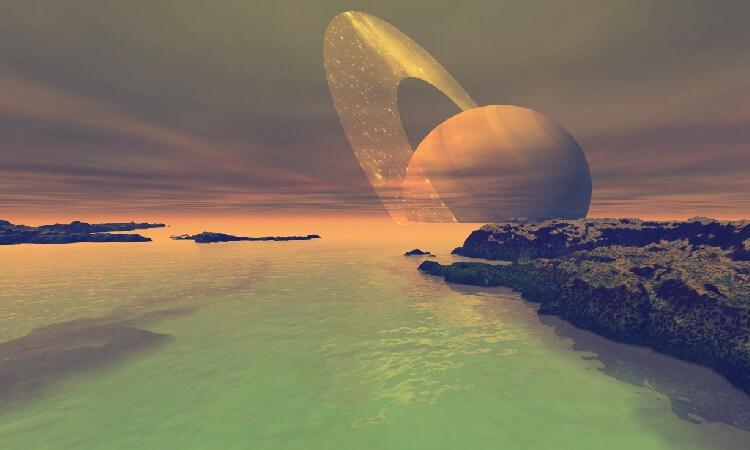 ساخت زیردریایی فضایی برای تحقیق در دریاهای قمر تیتان
