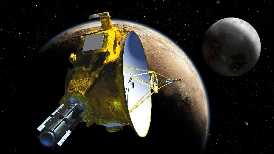 روکیدا - فضاپیمای نیوهورایزنز دیوار هیدروژنی دور منظومه شمسی را آشکار میکند - فضا, ناسا
