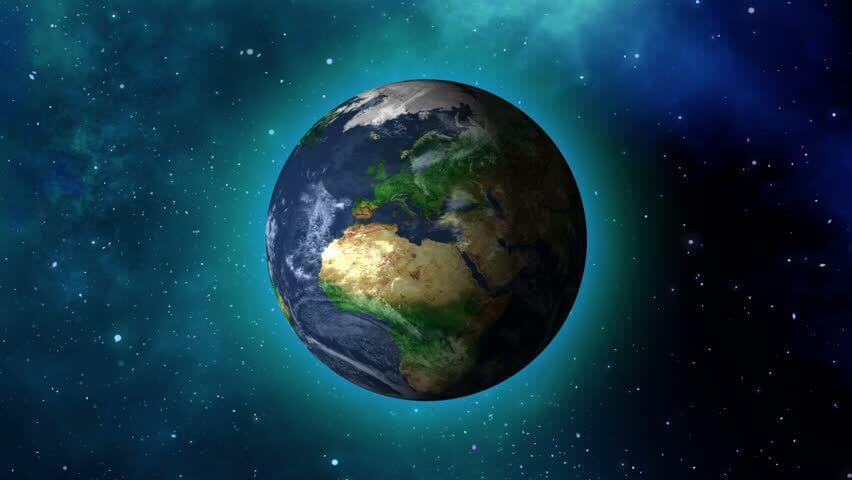 سرعت چرخش زمین چقدر است؟