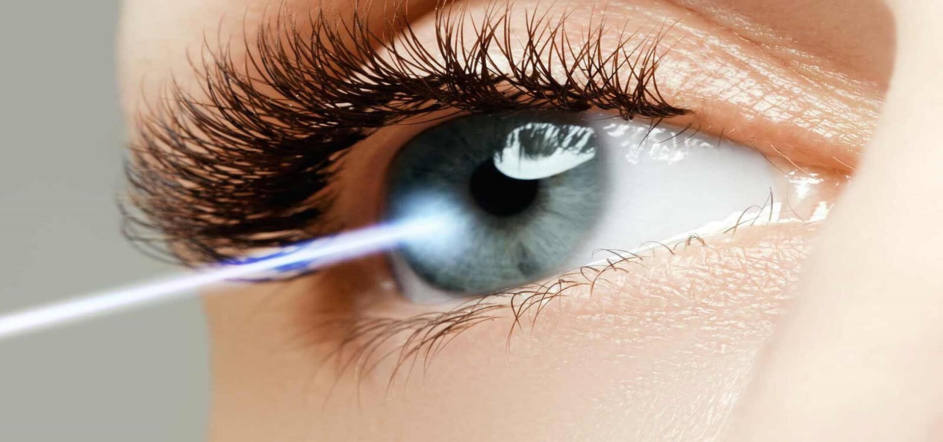 کوری دیابتی و جلوگیری از آن با لنزهای تماسی درخشان