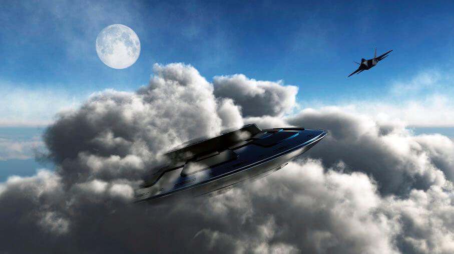 آیا دولت آمریکا مدارک وجود بیگانگان فضایی را مخفی میکند؟