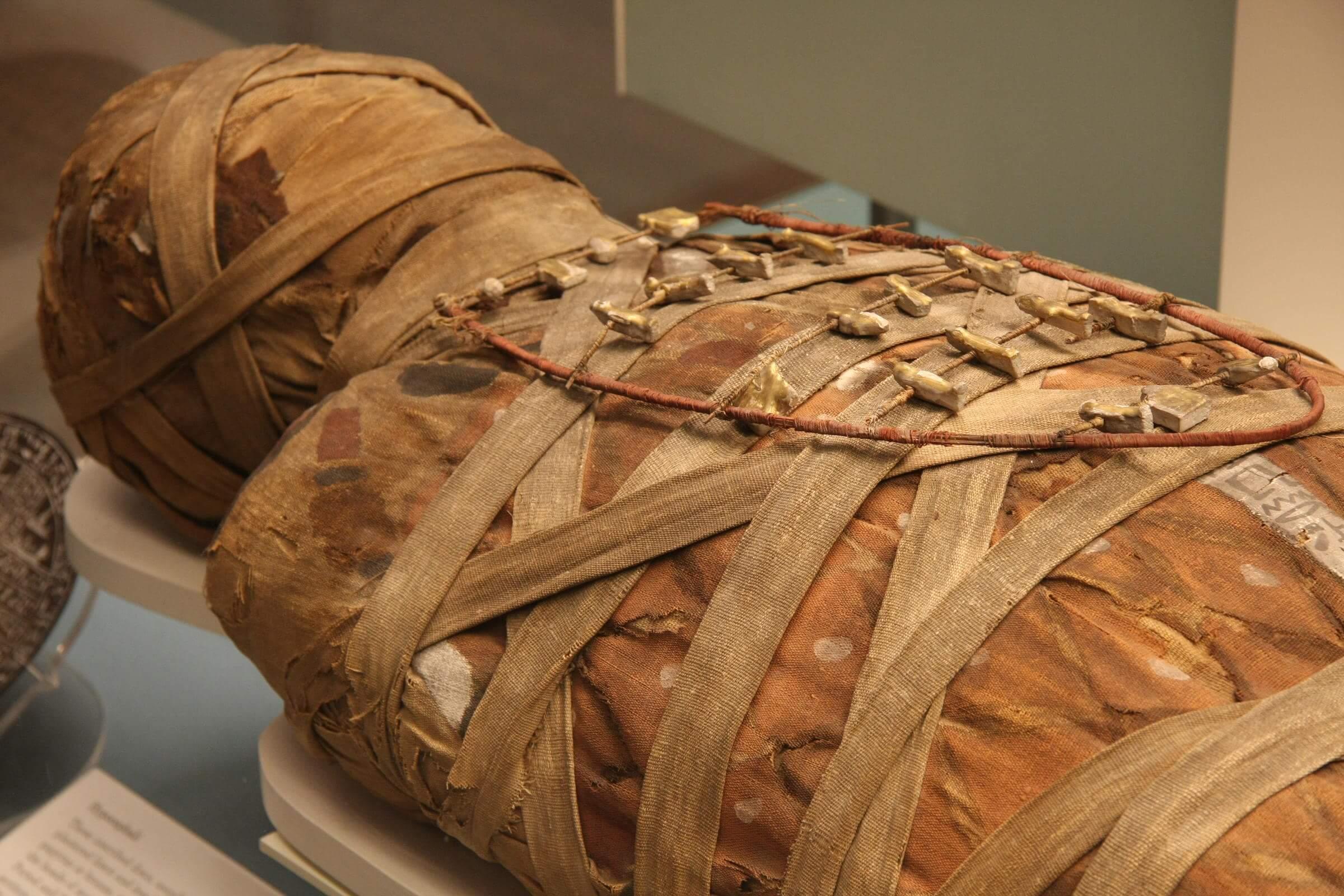 مومیایی ها از ۱۵۰۰ سال قبل از فرعون وجود داشتهاند