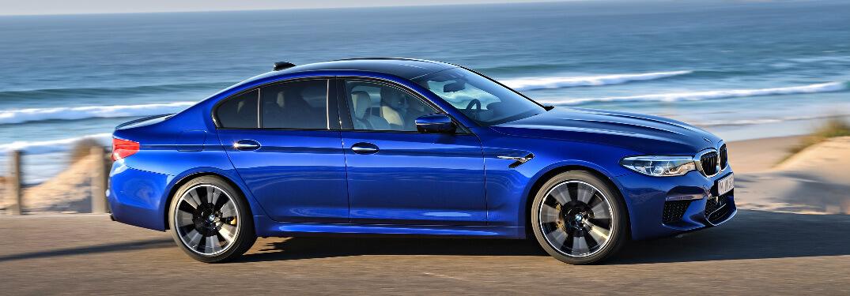 روکیدا - نگاهی به خودروی M5 2018، شاهکار جدید BMW - bmw