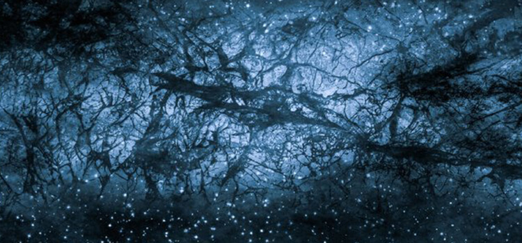 مشکل ماده تاریک - مادهی تاریک - زندگی تاریک