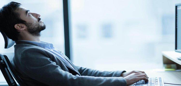 استرس کاری - مدیریت کار - کسب و کار