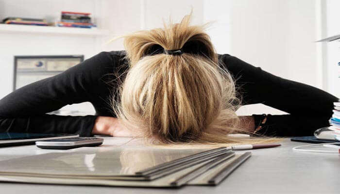 استرس کاری - افسردگی کاری - کسب و کار