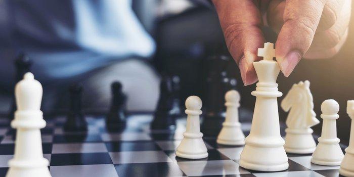 برنده شدن در کسب و کار مثل برنده شدن در شطرنج است