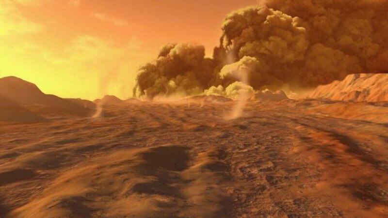 روکیدا - پیدا نشدن متان در جو مریخ و تعجب دانشمندان! - آژانس فضایی اروپا, مریخ, ناسا