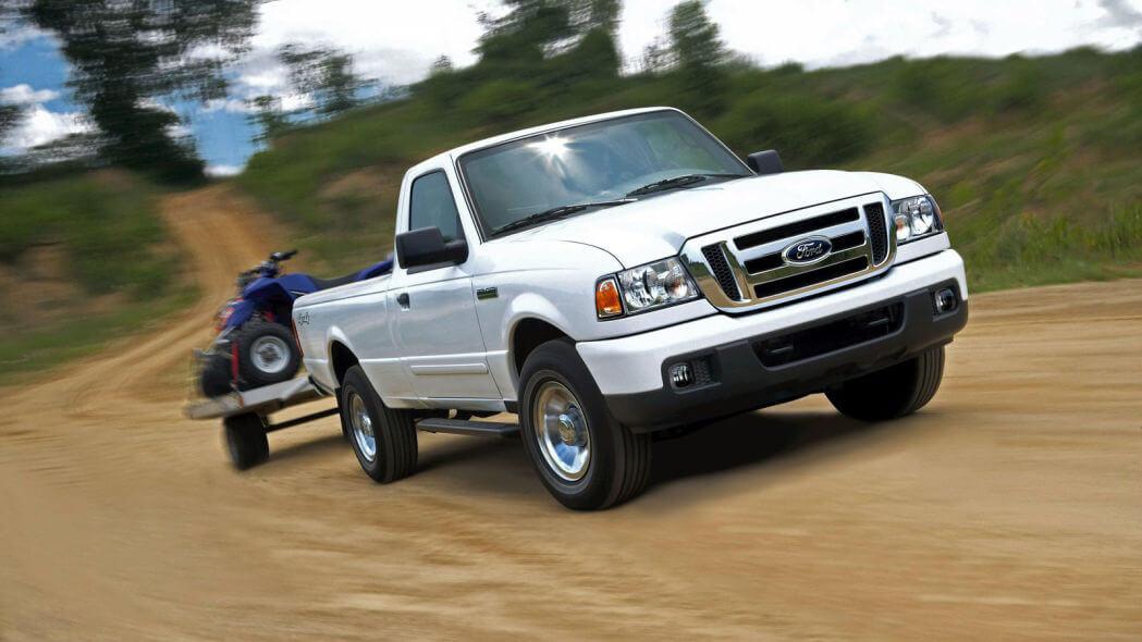 2009 ford ranger 1