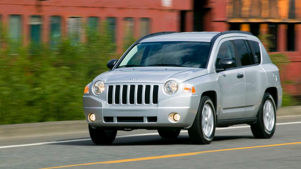 2009 jeep compass 1