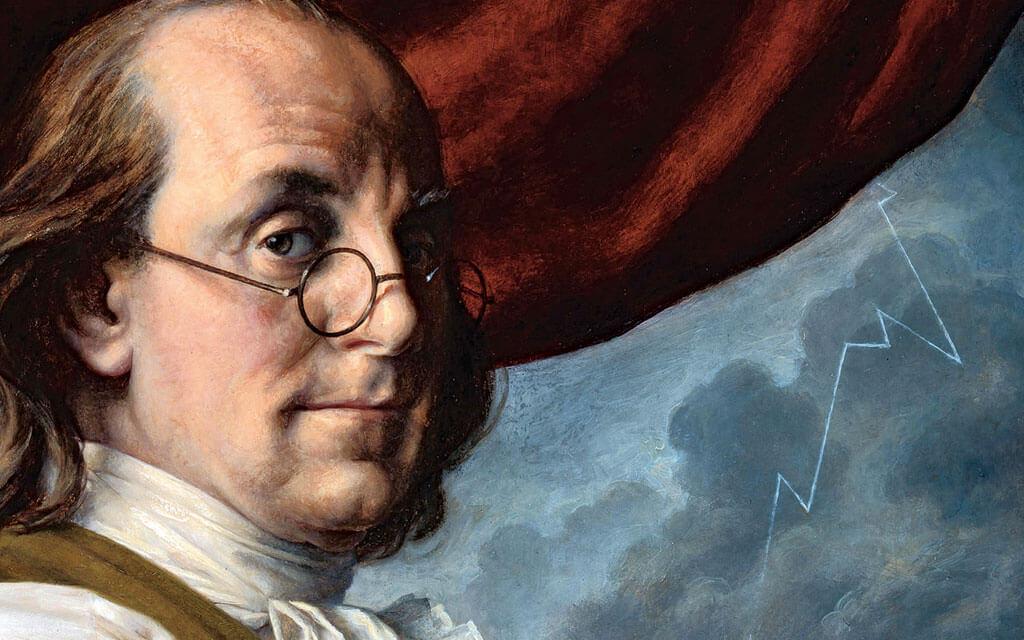۶ درس از مدیریت به سبک بنجامین فرانکلین ـ قسمت اول