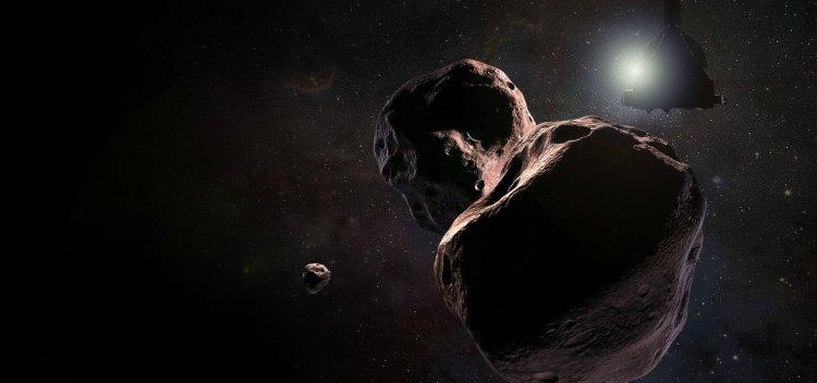 تصاویر نیوهورایزنز از کمربند کویپتر
