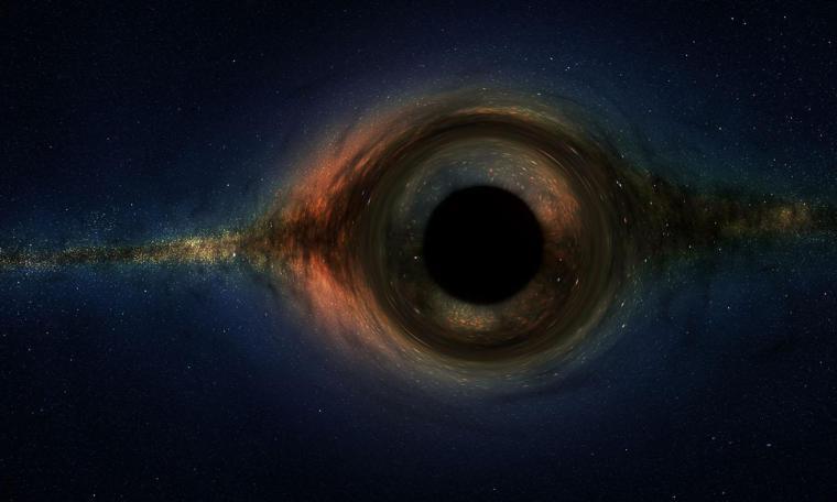 سیاه چاله متوسط