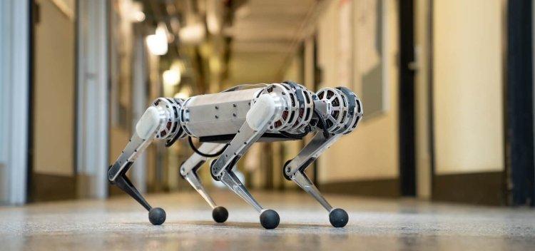 مینی ربات یوزپلنگ ام آی تی