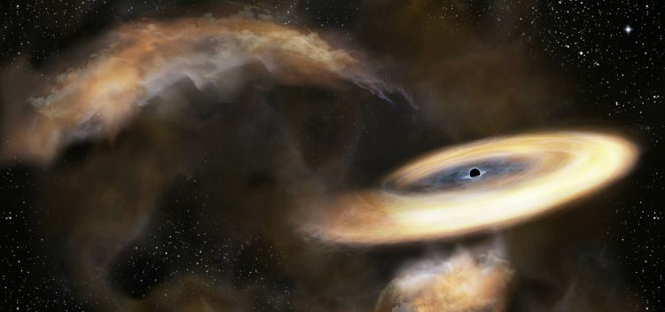 کشف سیاه چاله متوسط
