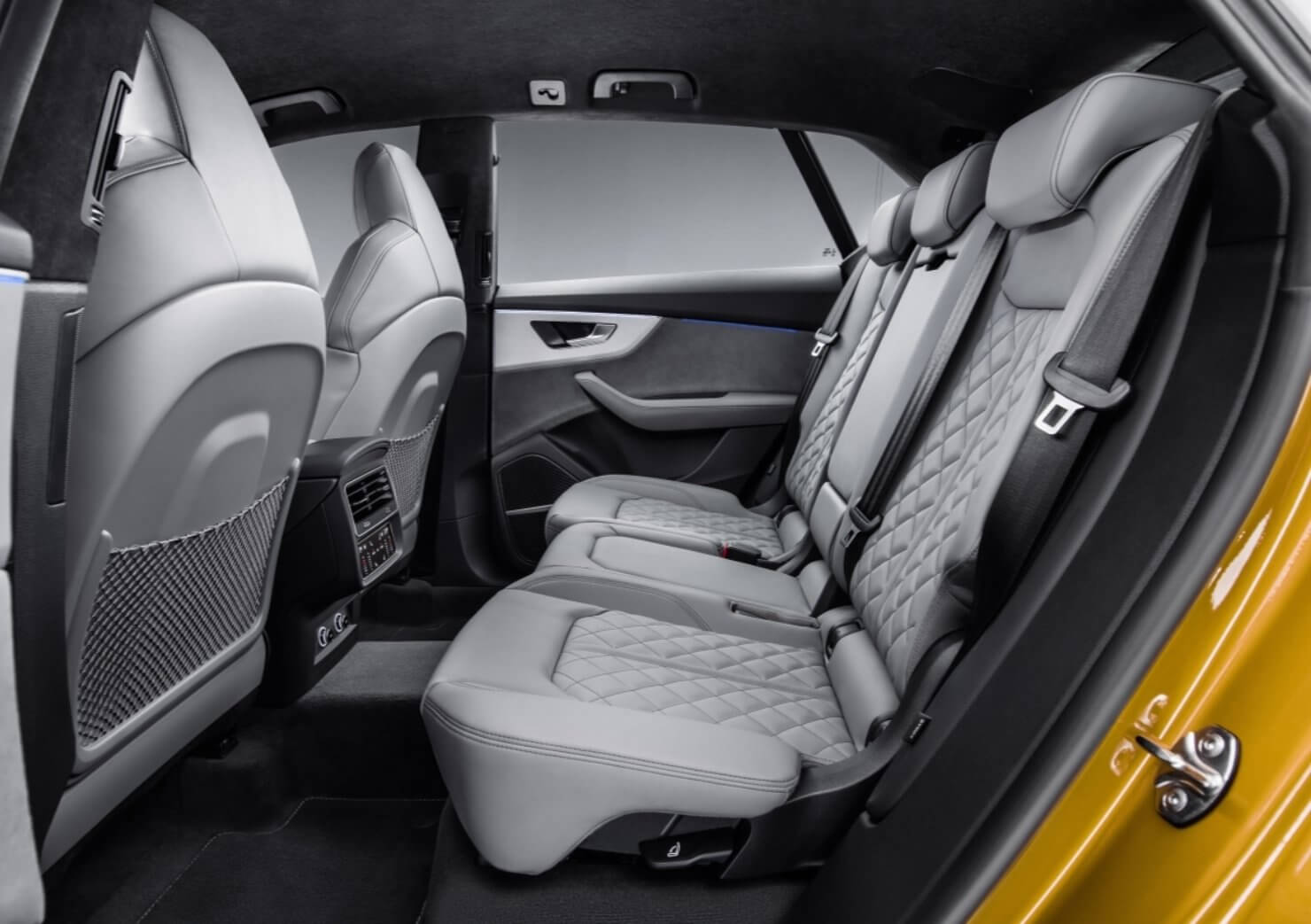 نسخه جدید خودرو Q8 آئودی در راه بازار اروپا