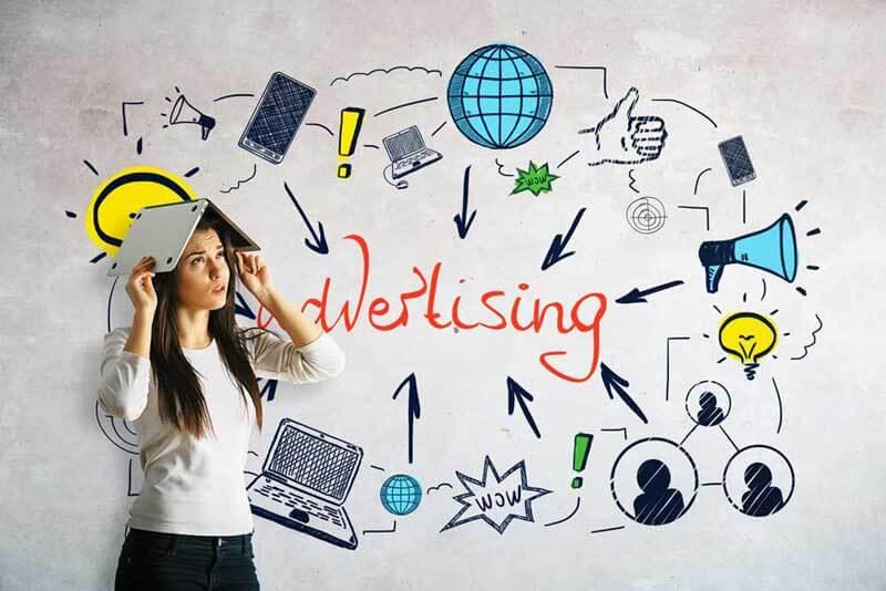 تبلیغات نویسی و بازاریابی