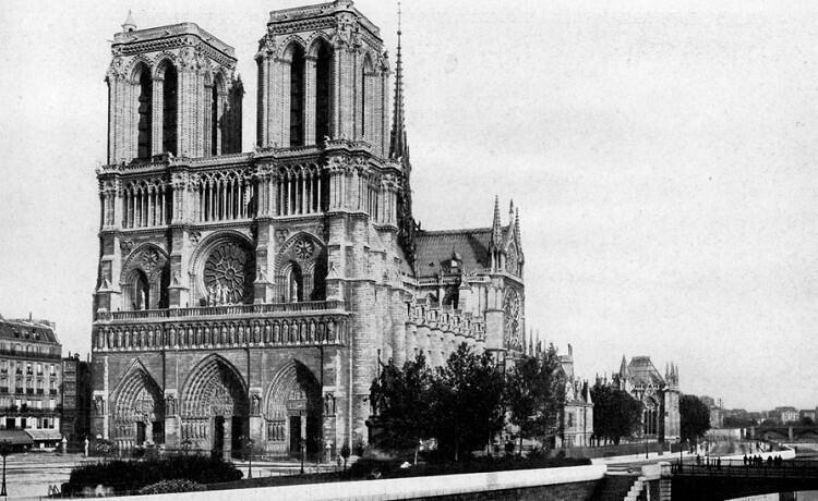 اولین تصاویر از کلیسا