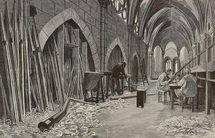 بازسازی کلیسا