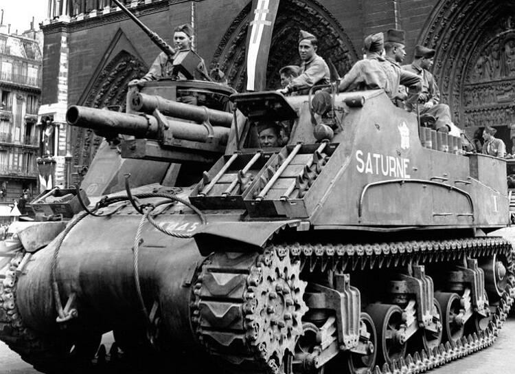 تانک جنگ جهانی دوم