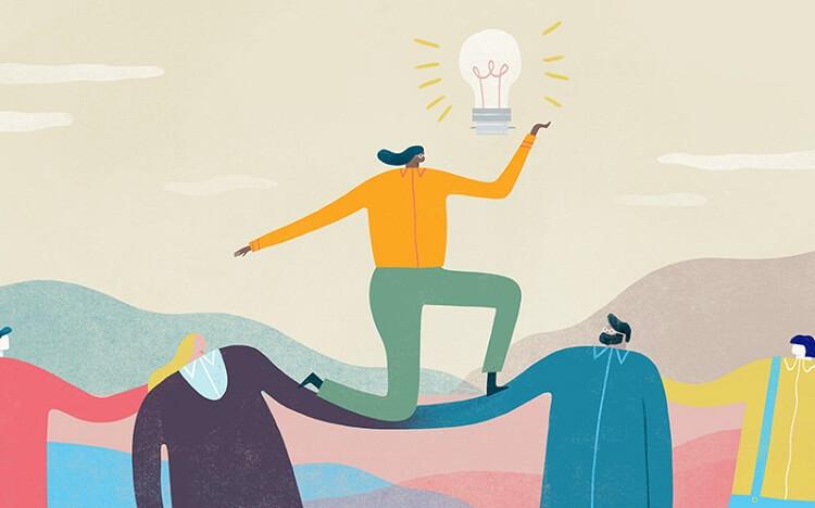 تشویق به نوآوری برای موفقیت شرکت