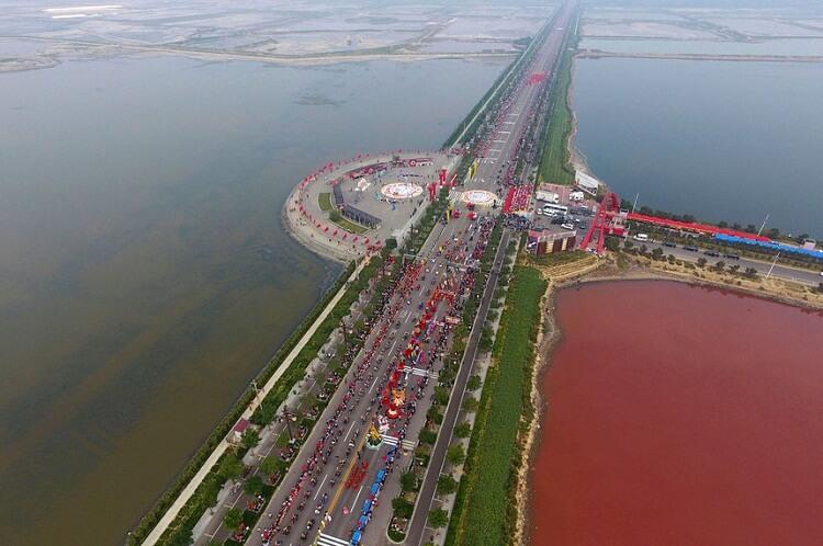 دریای مرده چین